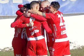 ACADEMICA CLINCENI - UTA 0-3. VIDEO Cea mai clară victorie arădeană din acest sezon ascute lupta pentru play-off!