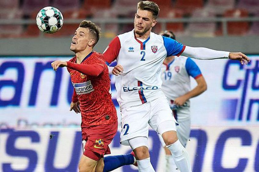 FCSB n-a renunțat la ideea de a-l transfera pe Denis Haruț