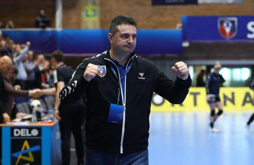 Florentin Pera, un antrenor care a obținut rezultate la Vâlcea FOTO Marius Ionescu