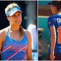 Eugenie Bouchard (27 de ani, 143 WTA) a semnat un contract cu firma de echipament sportiv New Balance, inspirându-se de la Sorana Cîrstea (30 de ani, 67 WTA).