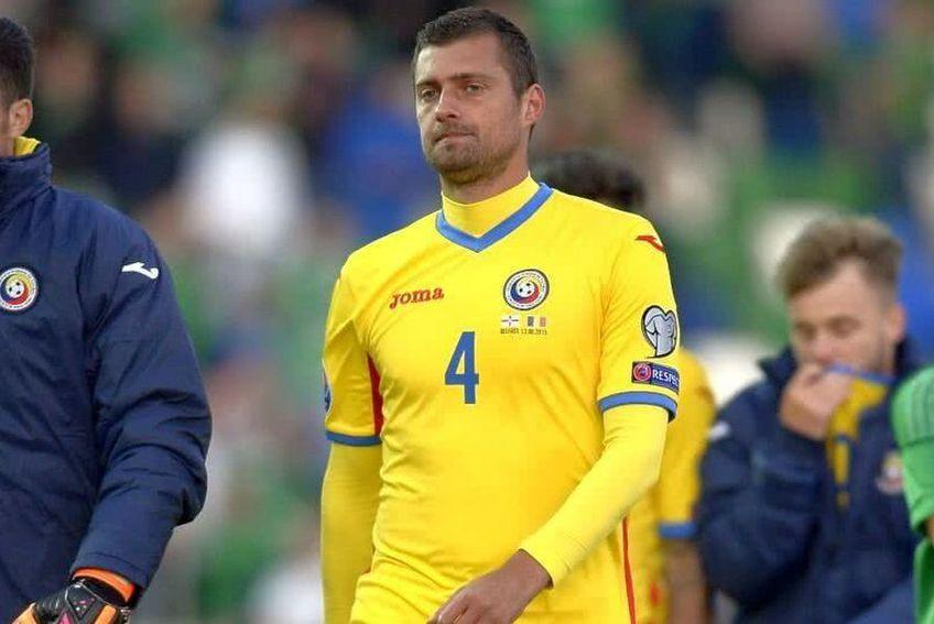 Gabi Tamaș și-ar dori să fie din nou convocat la prima reprezentativă