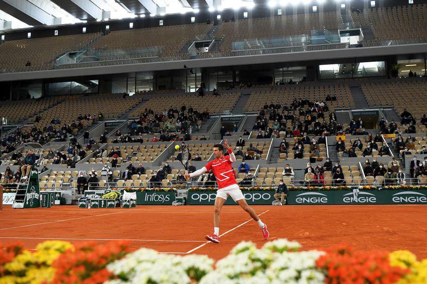 Roland Garros s-ar putea amâna, exact cum s-a întâmplat și în 2020. foto: Guliver/Getty Images