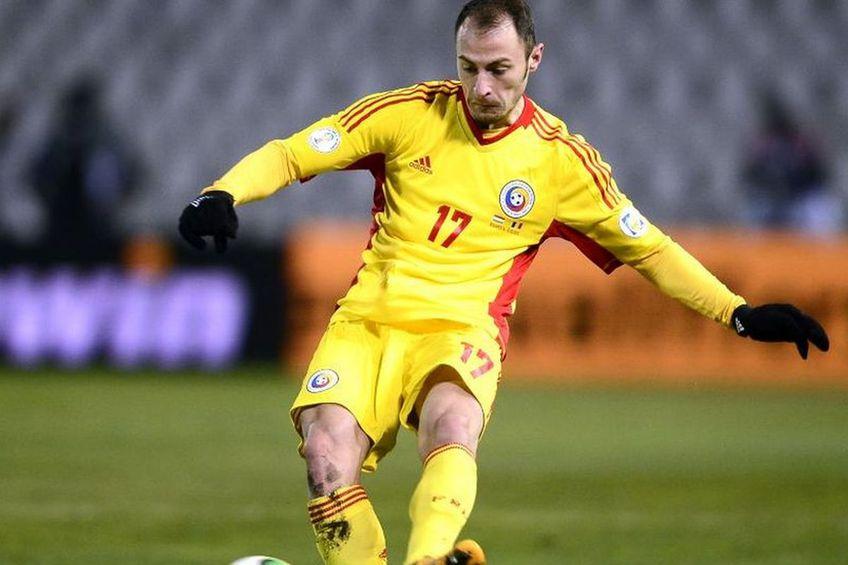 Ștefan Radu n-a mai jucat pentru națională din 2013