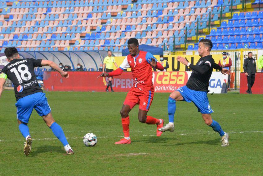 FC Botoșani a câștigat meciul cu Viitorul, scor 1-0, și e ca și calificată în play-off. Rezultatul de astăzi a scos matematic din cursă 4 echipe.