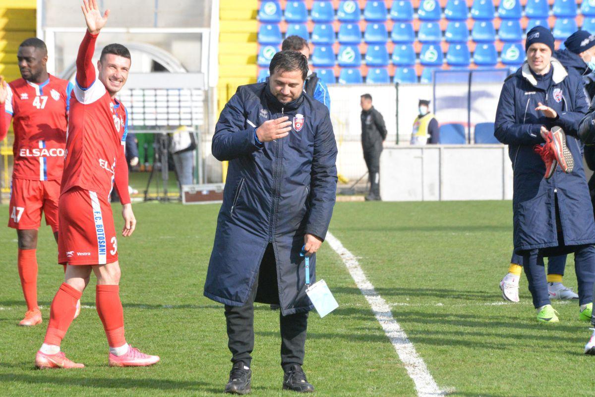 Botoșani - Viitorul 1-0, etapa #29 / FOTO: Ionuț Tabultoc