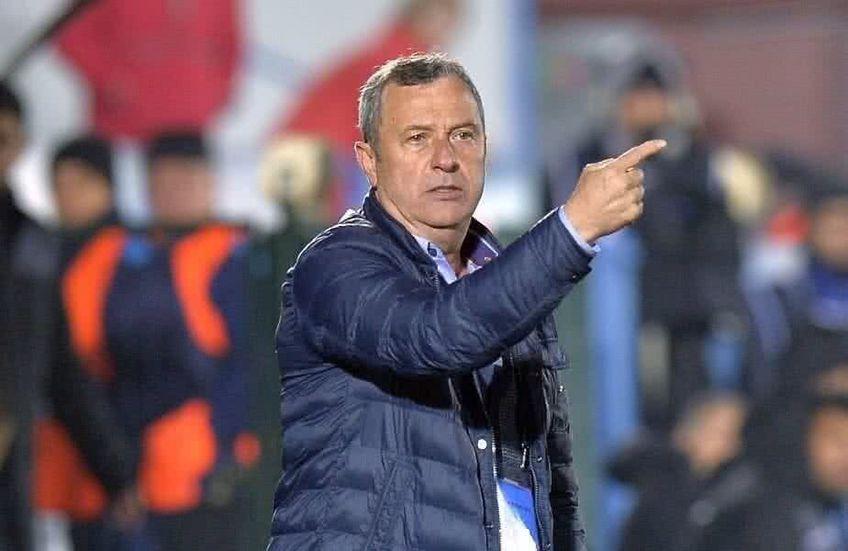 Viitorul a pierdut meciul cu Botoșani, scor 0-1, și va juca în play-out. Mircea Rednic (58 de ani) a anunțat noul obiectiv al constănțenilor.