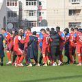 Hamidou Keyta (26 de ani), al doilea cel mai bun marcator din Liga 1, și-a anunțat plecarea de la FC Botoșani. / FOTO: Ionuț Tabultoc