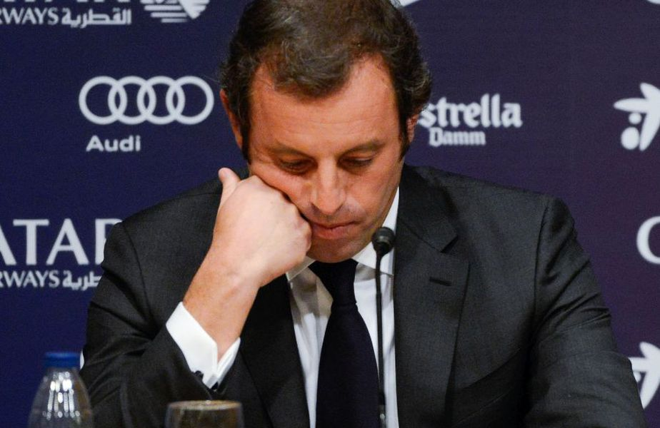 Sandro Rosell. foto: Guliver/Getty Images