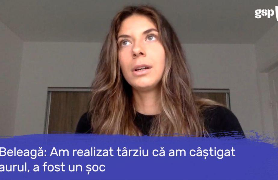 Gianina Beleagă