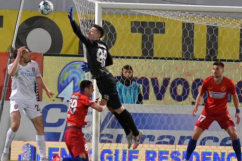 FCSB pierde din nou puncte pe mâna lui Andrei Vlad. Sursă foto: Facebook FCSB