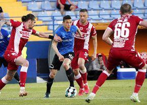 """Dinamo vrea să continue cu """"Robin Hood"""" » Primul jucător din """"haită"""" căruia i se oferă prelungirea contractului"""