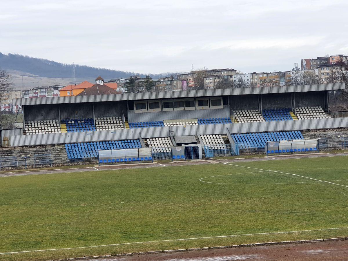 GALERIE FOTO Stadion Corvinul Hunedoara