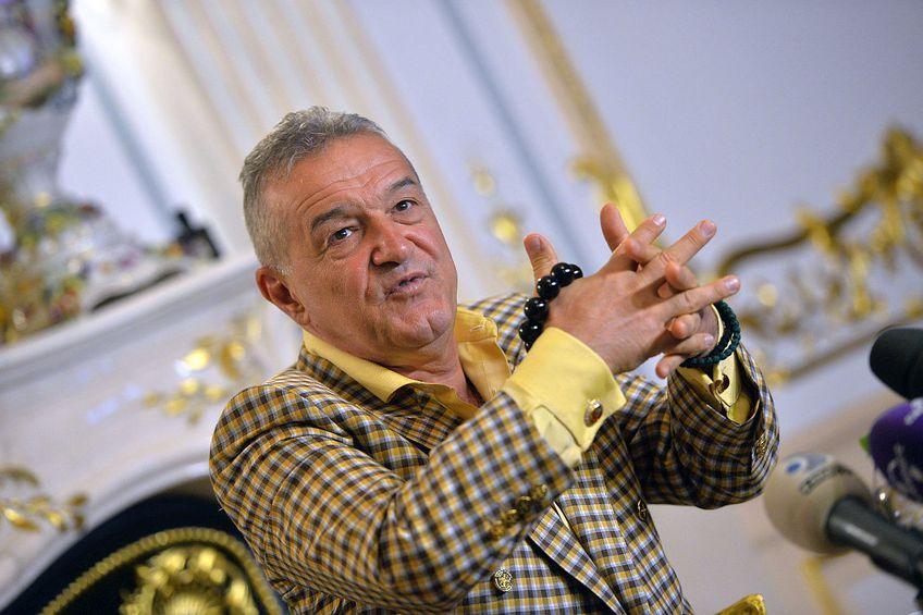 Gigi Becali reacționează după răbufnirea lui Florin Tănase: / FOTO: Imago