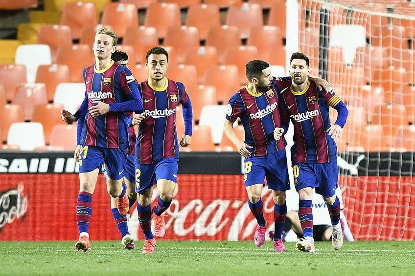 Jucătorii Barcelonei, petrecere în casa lui Messi // FOTO: Guliver/GettyImages
