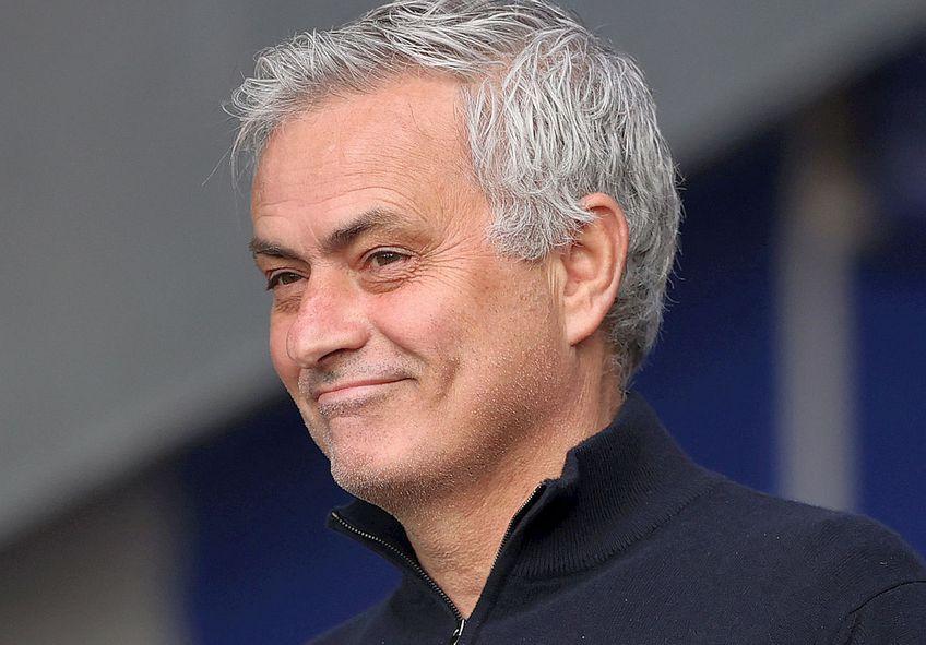 Jose Mourinho (58 de ani) este noul antrenor al italienilor de la AS Roma. // FOTO: Guliver/GettyImages