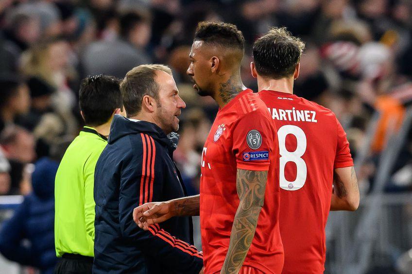Javi Martinez o părăsește pe Bayern Munchen