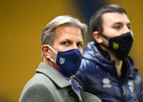 """Patronul lui Man și Mihăilă, anunț major după retrogradarea în Serie B » Scrisoarea miliardarului american: """"Vreau să fie clar"""""""