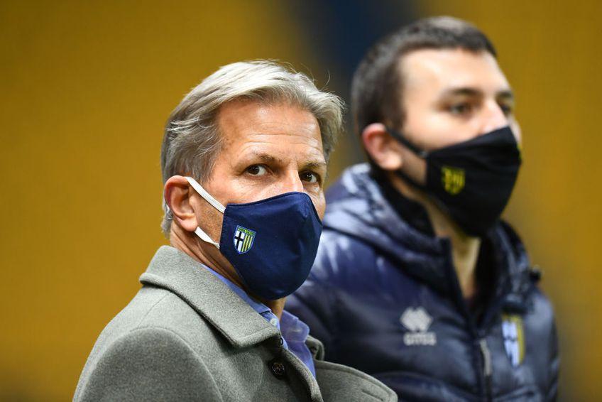 Parma, formația lui Dennis Man și Valentin Mihăilă, a retrogradat matematic în Serie B, după eșecul 0-1 cu Torino. Kyle Krause, finanțatorul echipei, nu renunță la proiect.