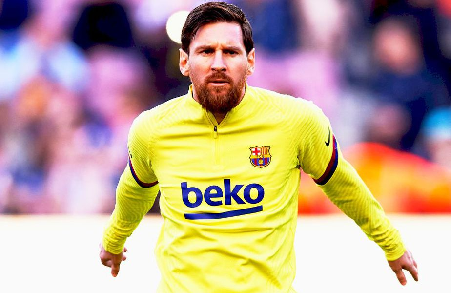 Lionel Messi. foto: Guliver/Getty Images