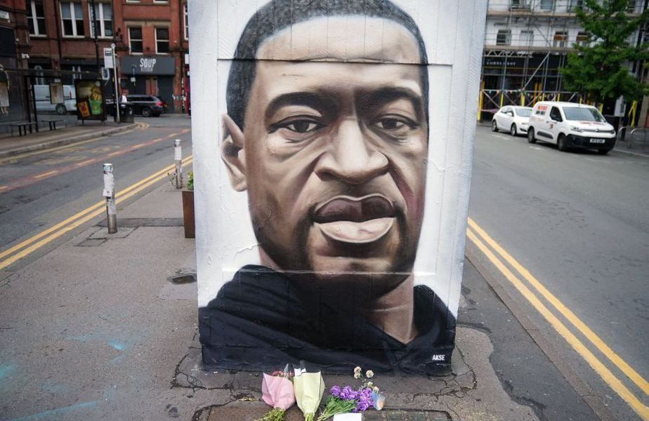 Uciderea lui George Floyd a stârnit proteste de amploare în S.U.A. // sursă foto: Guliver/gettyimages