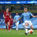 Foden a marcat contra lui Liverpool // FOTO: Guliver/GettyImages