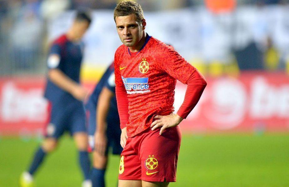 Adi Popa a părăsit FCSB la finalul lui iunie