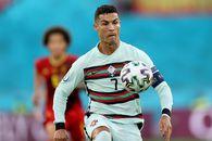 Cristiano Ronaldo, primul în clasamentul golgeterilor la EURO 2020! De ce e în fața lui Schick, deși au același număr de goluri