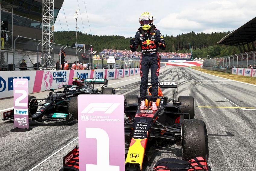 Max Verstappen a câștigat MP al Austriei // foto: Guliver/gettyimages