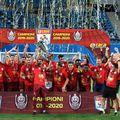 CFR Cluj va debuta în turul I al preliminariilor Ligii Campionilor pe 18/19 august. Sursă foto: Facebook