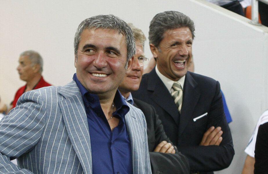 Gică Popescu, președintele Viitorului, spune că urmașul lui Gică Hagi pe bancă va fi ales până la sfârșitul săptămânii și evită să comenteze informația că una dintre variante e un tehnician provenit din școala Barcelonei.