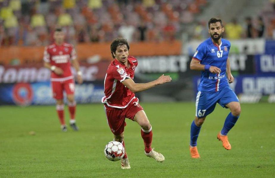 Dinamo are șanse mici să joace în Liga 1 din sezonul viitor