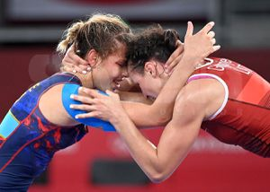 """Krista Incze, blocată din drumul spre medalia de bronz: """"M-am blocat psihic. Sunt foarte supărată pe mine"""""""