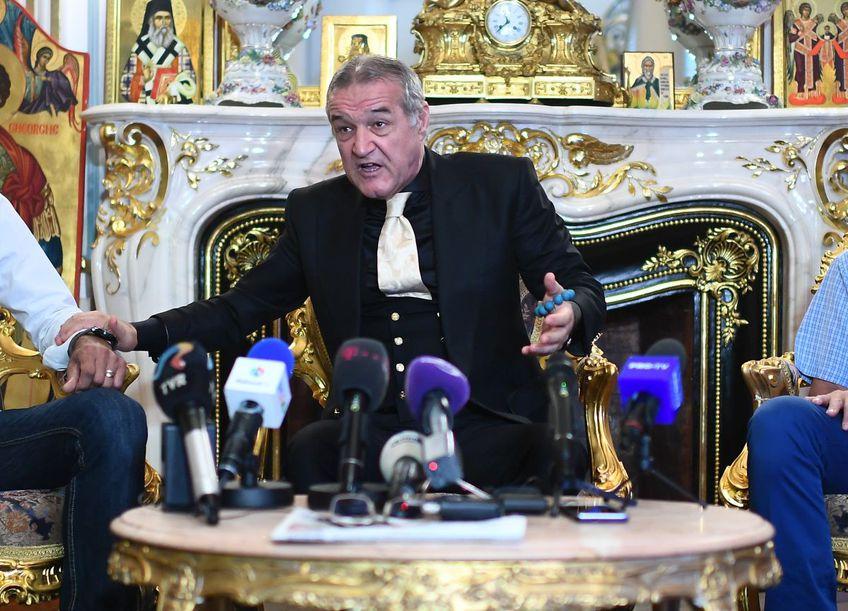 Becali organizează trialuri încontinuu și plătește sute de mii de euro pentru așa ceva, foto: GSP