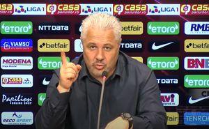 """Fotbalistul care l-a uimit pe Șumudică în CFR Cluj - Young Boys: """"Nu am văzut în viața mea așa ceva! Rupea brazda sub el"""""""