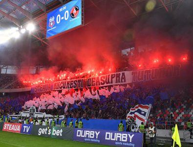Scandări anti-maghiare la primul meci oficial din Ghencea! Crainicul, apel disperat către ultrași » Ce riscă Steaua