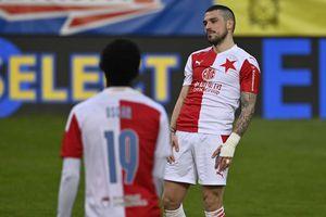 Slavia Praga poate rata grupele Champions League » Cu Nicolae Stanciu integralist, campioana Cehiei a pierdut în Ungaria