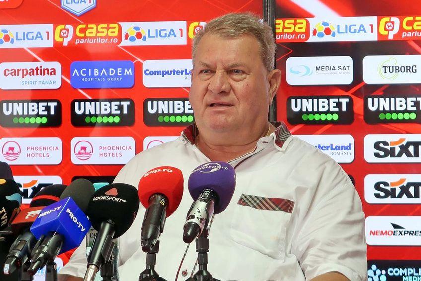 """Iuliu Mureșan, administratorul special al lui Dinamo, îl contrazice pe Deian Sorescu (23 de ani). Mijlocașul """"câinilor"""" susține că jucătorii au primit bani preferențial în ultimele săptămâni."""