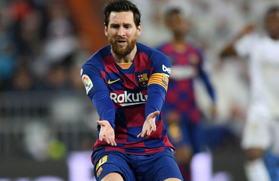 Lionel Messi e tentat să plece de la Barcelona Foto: Guliver/GettyImages