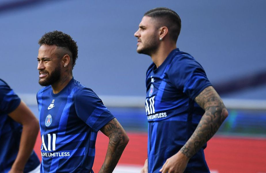 Marquinhos, Icardi și Navas, confirmați pozitiv cu coronavirus la PSG, după Neymar, Di María și Paredes. Toți au fost în vacanță la Ibiza