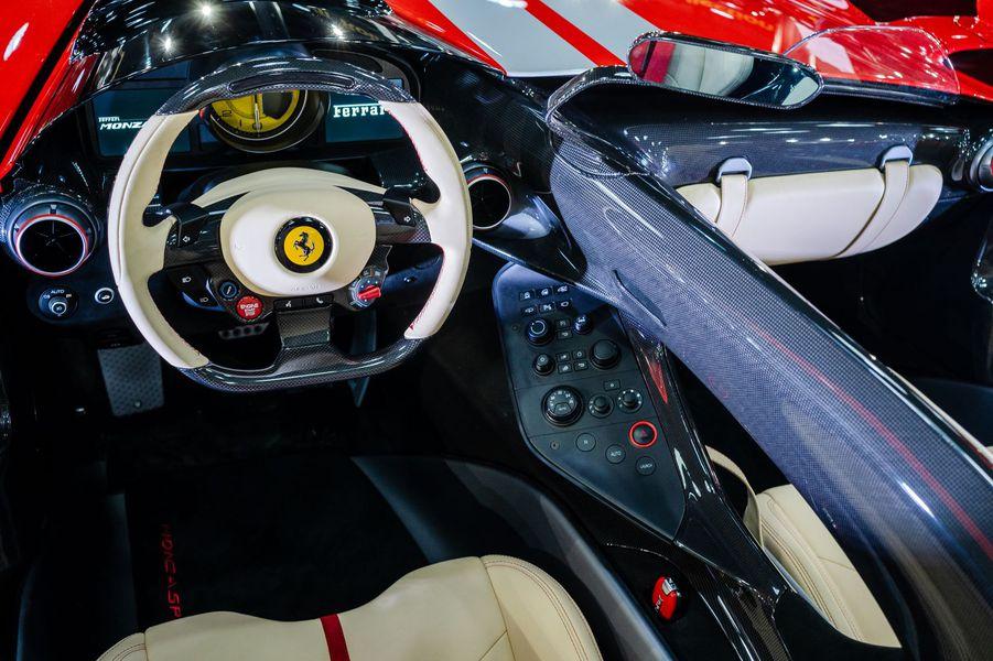 Ion Țiriac - Ferrari F176 Monza SP2