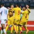 România U21 a învins Finlanda U21, scor 3-1, la debutul lui Adrian Mutu pe banca tehnică.