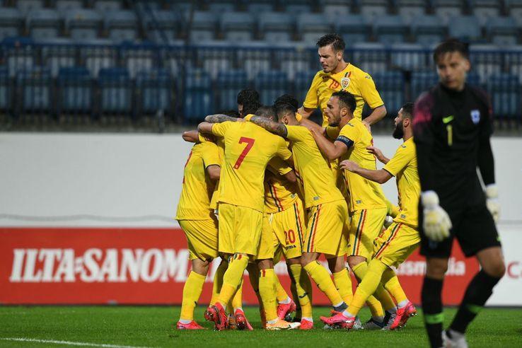 Finlanda U21 - România U21 FOTO: FRF.ro