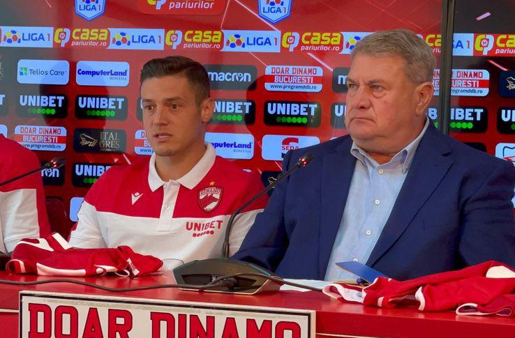 """Câinii"""" și-au prezentat ultimele transferuri / foto: Vlad Nedelea (GSP)"""