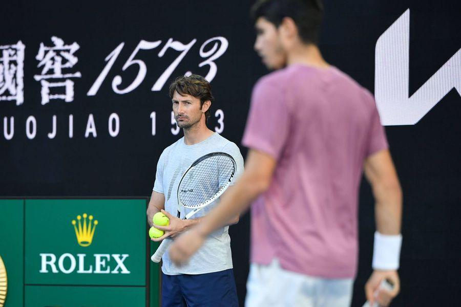 Românul care l-a înfruntat pe Carlos Alcaraz, interviu exclusiv pentru GSP » Secretele din spatele noii senzații din tenisul masculin
