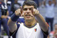 Românul care l-a înfruntat pe Carlos Alcaraz, interviu exclusiv pentru GSP » Secretele din spatele noii senzații a tenisului masculin