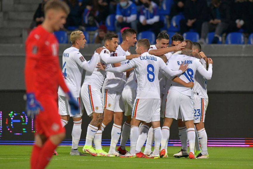 România a câștigat ultimul meci jucat, 2-0 cu Islanda // foto: Cristi Preda - GSP