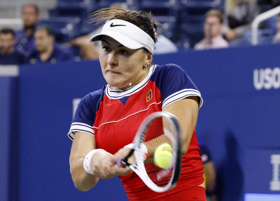 """Ignorată de specialiști, Bianca Andreescu """"mătură"""" tabloul de la US Open 2021! Ce superduel urmează în optimi"""