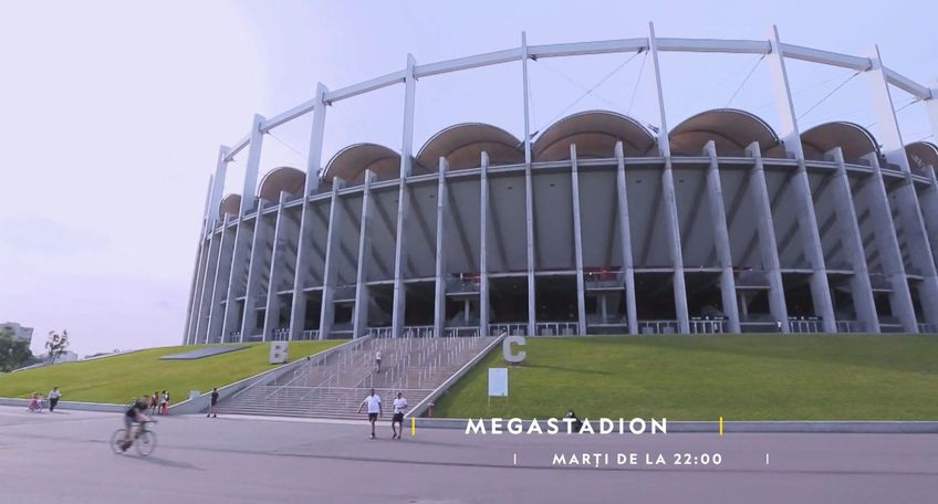 National Geographic va difuza un documentar despre stadioanele de la Euro 2020. Episodul în care colosul bucureștean este prezentat telespectatorilor e chiar primul care va fi difuzat la postul TV marți, 6 septembrie, la ora 22:00.