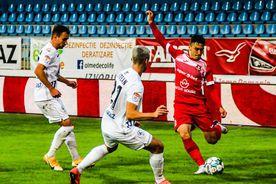 GAZ METAN - HERMANNSTADT 1-1 FOTO+VIDEO » Două goluri în derby-ul Sibiului, la debutul lui Jorge Costa pe banca Mediașului. Clasamentul