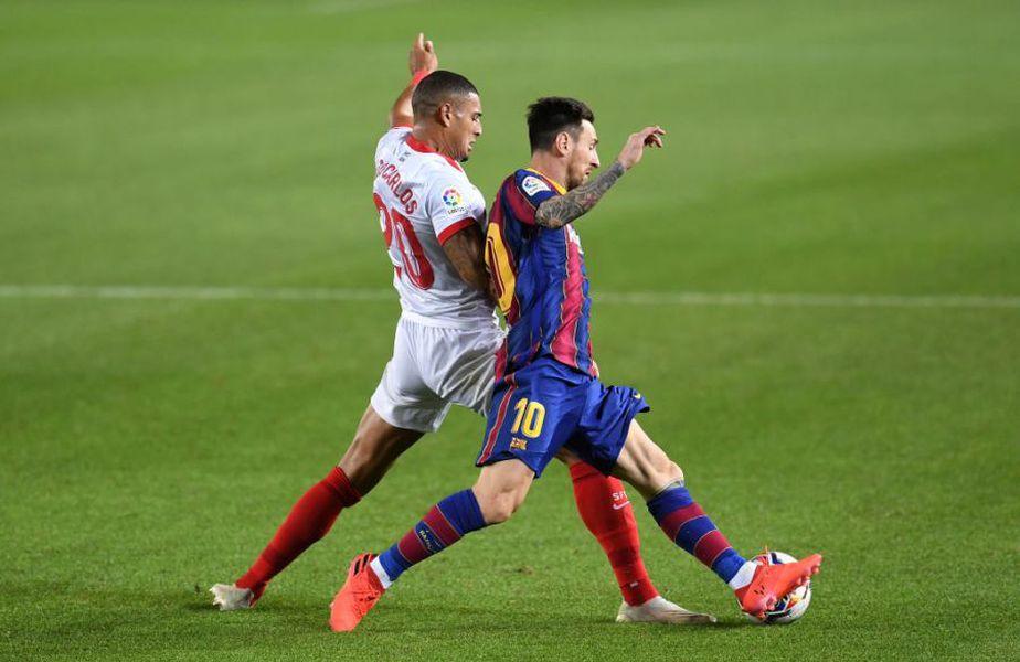 Barcelona și Sevilla au remizat, scor 1-1, în etapa cu numărul 5 din La Liga.